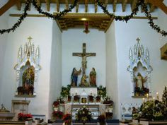 Old San Miguel Mission- Socorro, NM