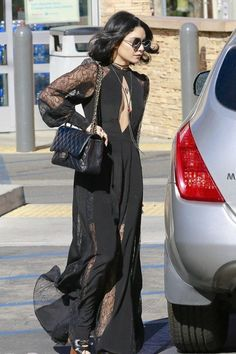 34 ideas style hippie bohemian vanessa hudgens for 2019 Estilo Vanessa Hudgens, Vanessa Hudgens Style, Star Fashion, Look Fashion, Trendy Fashion, Autumn Fashion, Fashion Outfits, Fashion Clothes, Fashion Trends