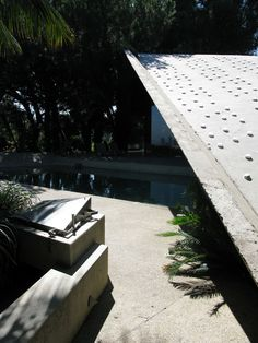 John Lautner, Goldstein House, LA | Flickr - Photo Sharing!