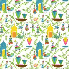 Lisa Congdon Art + Illustration » collection for cloud9 fabrics