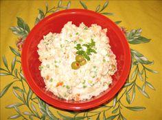 Brazilian Chicken Salad Sandwich Recipe — Dishmaps