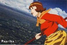 Paprika, the anime