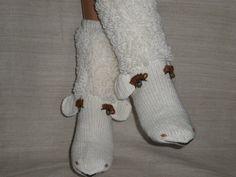 Lamb Socks ;) I want these!