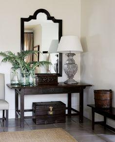 Foyer inspiration - Jennifer Jones