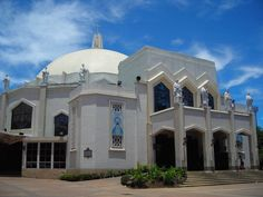 Antipolo Church, Philippines......Our Lady of Peace and Good Voyage
