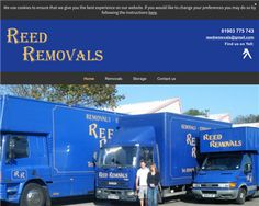 Reed Removals - Contact Us For Your Local Removals Quote Time Website, House Removals, How To Remove