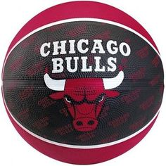 New nba #spalding chicago #bulls basketball team ball #official senior size - 7,  View more on the LINK: http://www.zeppy.io/product/gb/2/161991589368/