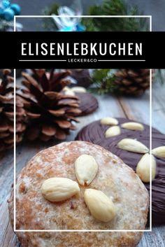 Elisenlebkuchen mit Feigen und Aprikosen, Kardamom und Orange | Ginger Bread with Figs, Apricots, Orange and Cardamon