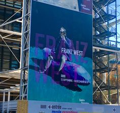 Franz West – Centre G. Franz West, Pompidou Paris, Centre Pompidou, London, Entryway, Art Pieces, Big Ben London