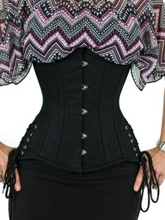 LOVE THIS!(http://www.orchardcorset.com/corsets/steel-boned-longline-underbust-corset-w-hip-ties-in-cotton-cs-426/)