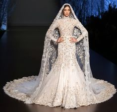 it might be a wedding dress but is a wonderful one