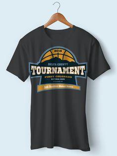 First Colorado National Bank Needed An Official Logo For Their All School  High School Basketball