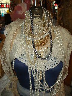 Sally's pearls