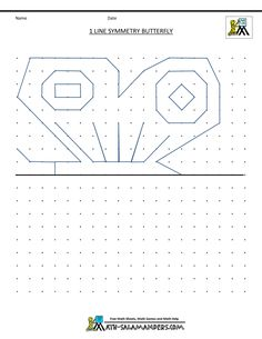 Here you will find our selection of Symmetry Activities for kids. There are a range of symmetry worksheets to help children master reflecting or flipping a shape. Symmetry Worksheets, Symmetry Activities, Sensory Activities, Math Worksheets, Therapy Activities, Activities For Kids, Sensory Rooms, Tangram, Math Patterns