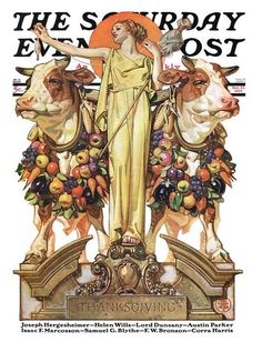 Art History Browser Illustration. J.C. Leyendecker