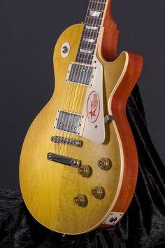 Gibson Custom Shop 1958 Les Paul Standard V.O.S. Lemon Burst