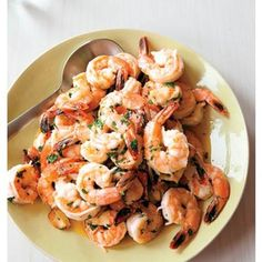 Classic Shrimp Scampi | Rachael Ray Every Day