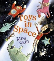 Toys in Space by Mini Grey. A group of toys, left out at night for the first time, begins to be afraid but the WonderDoll distracts them by weaving a story of lost toys, space travel, and a strange alien. Buy Toys, Toys Shop, Space Books, Thing 1, Science Fiction Books, Book Trailers, Space Theme, Reading Levels, To Infinity And Beyond