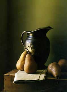 The most gorgeous still life from Destin a Terre