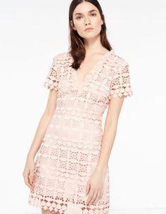 Manureva, Pink, | sandro-paris.com Pink is my theme. Deal with it.