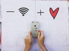 Por favor! | Artecase : Mais amor, menos wifi