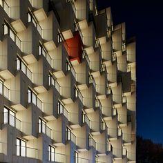 julien de smedt JDS architects gwell gangnam officetel korea designboom