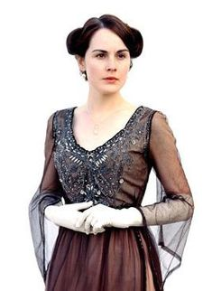 Historical style: Downton Abbey   MAry