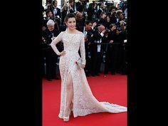 Cannes 2015 Li Bingbing (Quelle:  EPA/SEBASTIEN NOGIER)