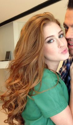 Marina Ruy Barbosa red hair Red hair color with curls and volume hair style # Magenta Hair Colors, Hair Color Auburn, Ombre Hair Color, Cool Hair Color, Light Red Hair Color, Strawberry Blonde Hair Color, Brown Ombre Hair, Brown Blonde Hair, Brown Auburn Hair