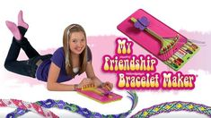 Friendship Bracelet-Making Kits - The My Friendship Bracelet Maker Helps Kids Make Shareable Crafts (GALLERY)