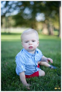 Lacey Rabalais Photography Portrait Session One Year Old
