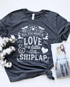 Shiplap Shirt / Fixer Upper Shirt / Joanna Gaines shirt /