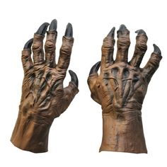 Very popular costume accessory when creating your own Halloween costume. These creepy hands alone will have . Creepy Halloween Costumes, Adult Halloween, Adult Costumes, Halloween Accessories, Costume Accessories, Creepy Hand, Popular Costumes, Clown Shoes, Morris Costumes