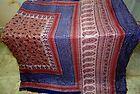 Cream Navy Blue Pure Silk 4 yard Vintage Sari Saree Lot Lots of Lady Ebay #11XSZ - #11XSZ, #blue, Cream, EBAY, LADY, lots, Navy, Pure, Saree, Sari, Silk, vintage, yard