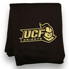 UCF Knights Sweatshirt Blanket from MV Sport