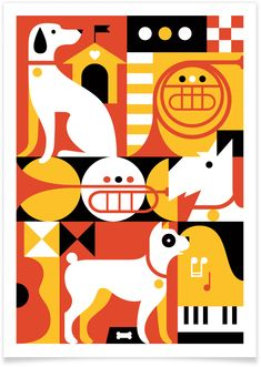 Purina ONE  Pets Rock Poster
