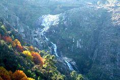 A Cascata da Misarela, Armamar