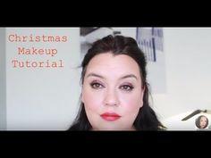 Christmas Makeup Tutorial || Rougepout