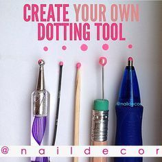 Nail Decorating Tools