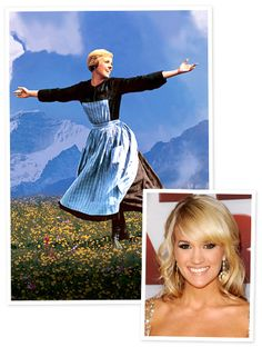 Carrie Underwood to Star in The Sound of Music Remake on NBC http://news.instyle.com/2012/11/30/carrie-underwood-the-sound-of-music-nbc/#