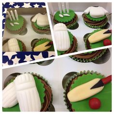 Cricket cakes