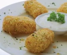Recipe Crispy Chicken Croquettes by Thermomix in Australia - Recipe of category Side dishes