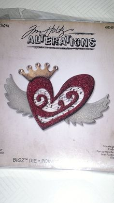 cuore con ali