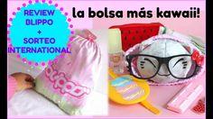 BOLSA KAWAII! + SORTEO INTERNACIONAL POR BLIPPO /SURPRISE KAWAII BAG BLIPPO