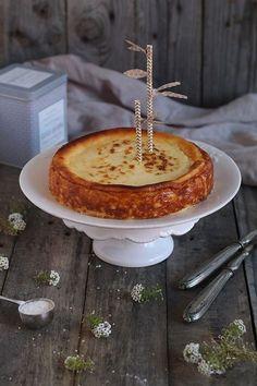 Receta de la súper famosa tarta de queso de la viña, en Sanse!! Muerooo