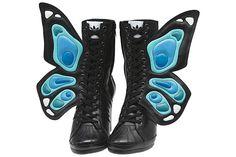 Adidas x Jeremy Scott JS Wings Wedge