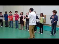 Percussion corporelle 7-8 ans - YouTube