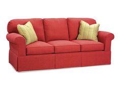 Fairfield Chair Company Living Room Sofa 3788-50 - Hamilton Sofa & Leather Gallery - Chantilly, Falls Church and Tysons Corner, VA, Rockville, MD