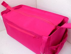 Purse organizer for Louis Vuitton Neverfull GM with by daffysdream, $58.50