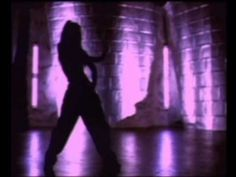 "Aaliyah's video for ""Are You That Somebody.""  This 1998 song was featured on the soundtrack for Eddie Murphy's movie, Dr. Dolittle.  Aaliyah was nominated for a Grammy for Best Female R and B Vocal Performance."